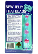 New Jelly Thai Beads Lavender